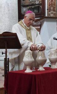 CELEBRATE LE MESSE CRISMALI: LA GIOIA DEL CLERO E L'IMPEGNO DEI LAICI