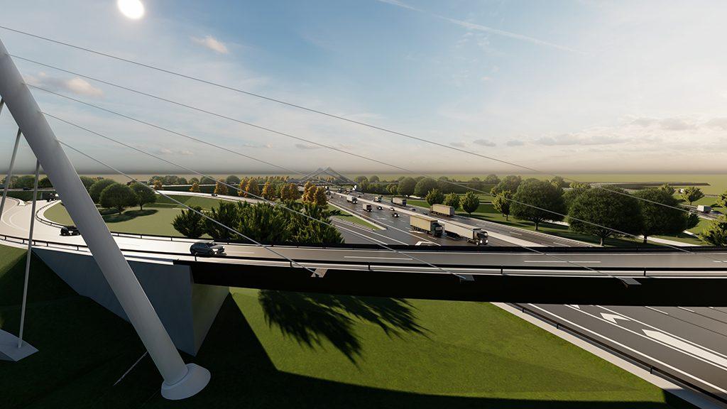 A22: neue Verbindung zur A1 - Verwaltungsrat genehmigt Ausführungsprojekt
