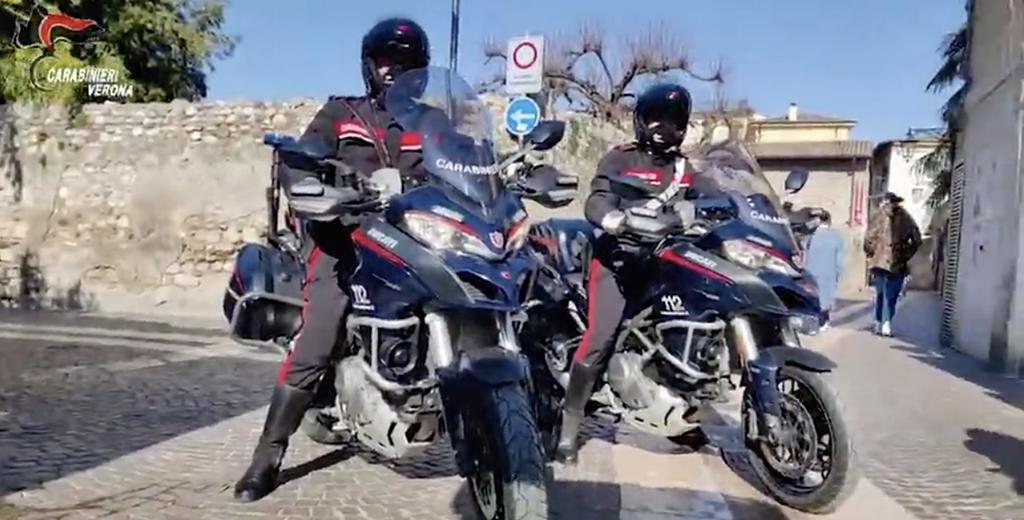 Gardasee Carabinieri 2