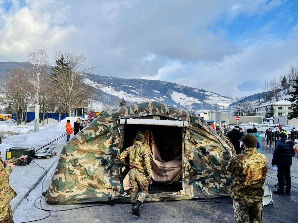 Esercito - Autoporto Sadobre