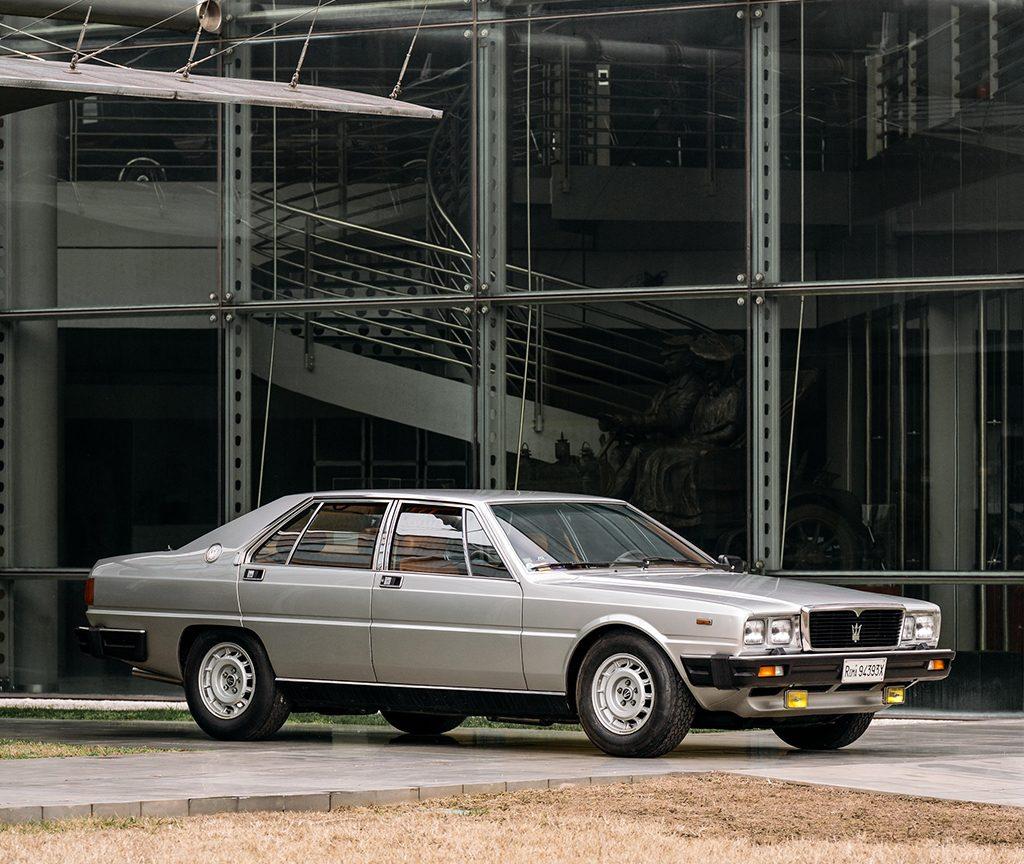 Museo Nicolis, Maserati Quattroporte