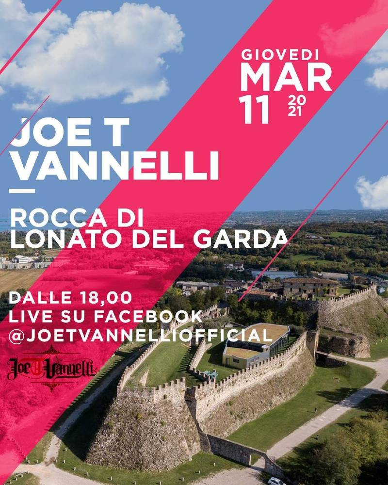 Joe T Vannelli Lonato