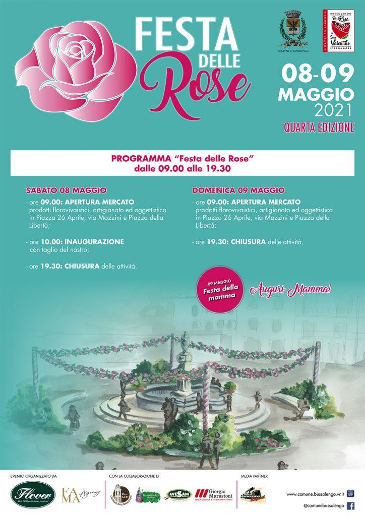 Bussolengo, Festa delle Rose
