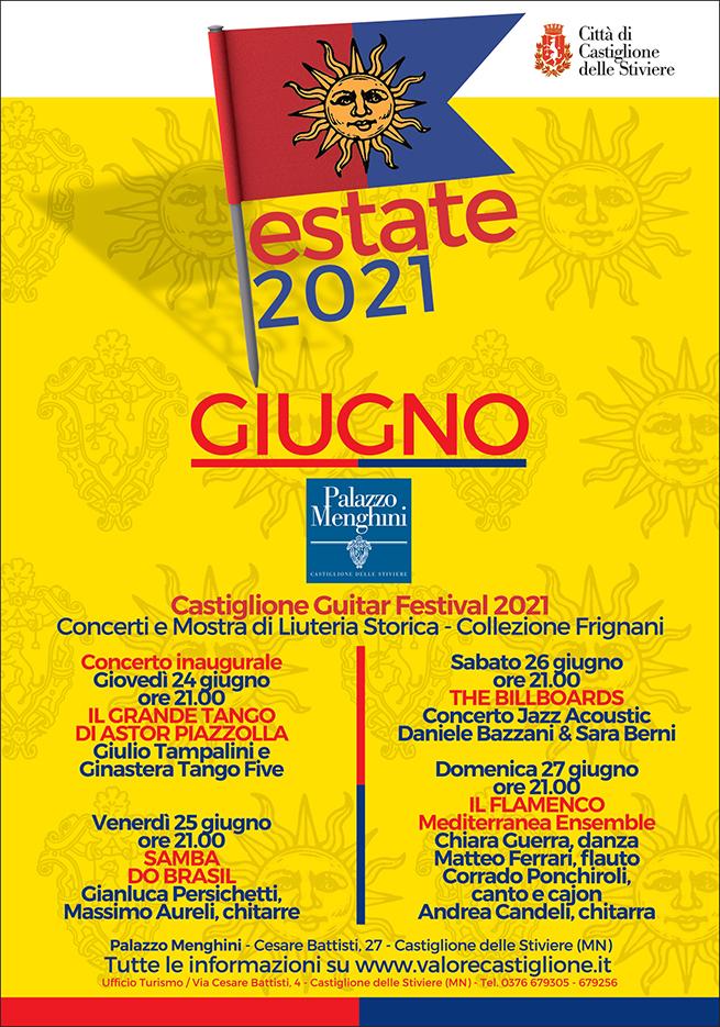 Castiglione Guitar Festival 2021