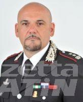 Carabinieri: Giovanni Cuccurullo nuovo comandante del Gruppo di Aosta