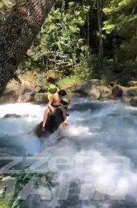 Champorcher: giovane in difficoltà nel torrente Ayasse, salvato da un tecnico del Soccorso Alpino