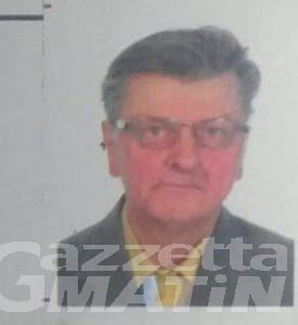 Trovato ad Avise il 72enne scomparso a Saint-Nicolas: è vivo