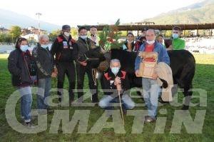 Reines: Suisse di Frassy-Chamonin regina del 4° Confronto interregionale