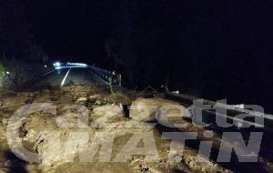 Cogne: smottamento nella notte, strada regionale riaperta