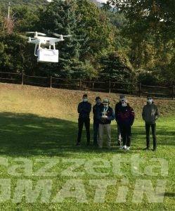 Scuola: da una scatola di biscotti al volo di un drone, ecco il microcapteur
