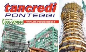 Tancredi Ponteggi: esperienza e affidabilità dal 1968