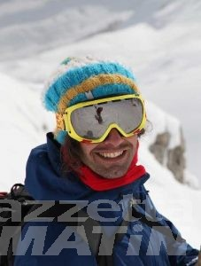 Valanga a Saint-Oyen: morto Luca Pandolfi, noto snowboarder piemontese
