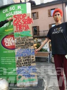 Aosta, tornano in piazza i ragazzi dei Fridays for future