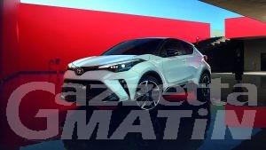 Toyota C-HR, la nuova dimensione del SUV: ibrido, facile da guidare e con personalità
