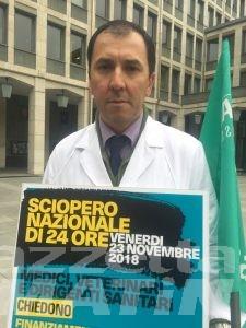 Coronavirus, sindacati medici: «l'ospedale Parini è paralizzato»
