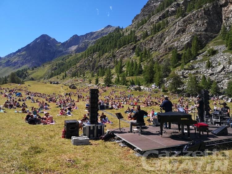 Musicastelle Outdoor aderisce alla rete dei Festival di Musica in Montagna