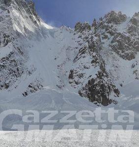 Tragedia sul Monte Bianco: sono Alfredo Canavari e Alessandro Letey i due freerider uccisi dalla valanga