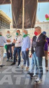 Ripartiamo insieme: Cgil, Cisl e Uil a Torino per la mobilitazione nazionale