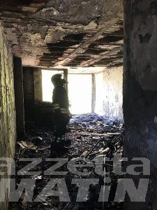 Valtournenche: rogo distrugge appartamento, 20 persone evacuate