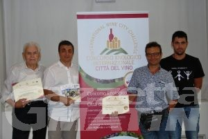 Vini, lo Chambave Muscat Fletri de La Vrille ottiene la Gran Medaglia d'Oro