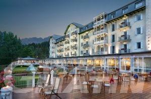 Design, Chicco Margaroli ai 120 anni dell'hôtel Cristallo di Cortina d'Ampezzo