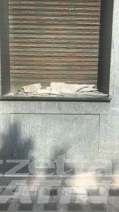 Aosta: crolli Palazzo Cogne, disposta la chiusura dell'esterno dei portici