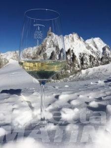 Cave Mont Blanc de Morgex et La Salle: la qualità tra le più alte d'Europa