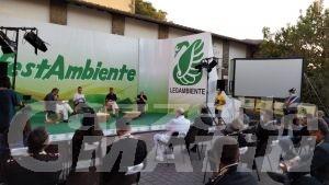 FestAmbiente, il Corpo forestale valdostano premiato per la lotta alla criminalità ambientale