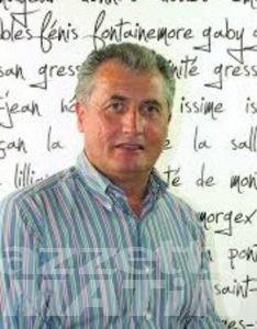 Gressan, incidente in cantiere: è morto Sandro Pepellin, ex sindaco di Jovençan