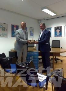 Sport invernali: la Regione incontra Roda per pianificare una serie di eventi