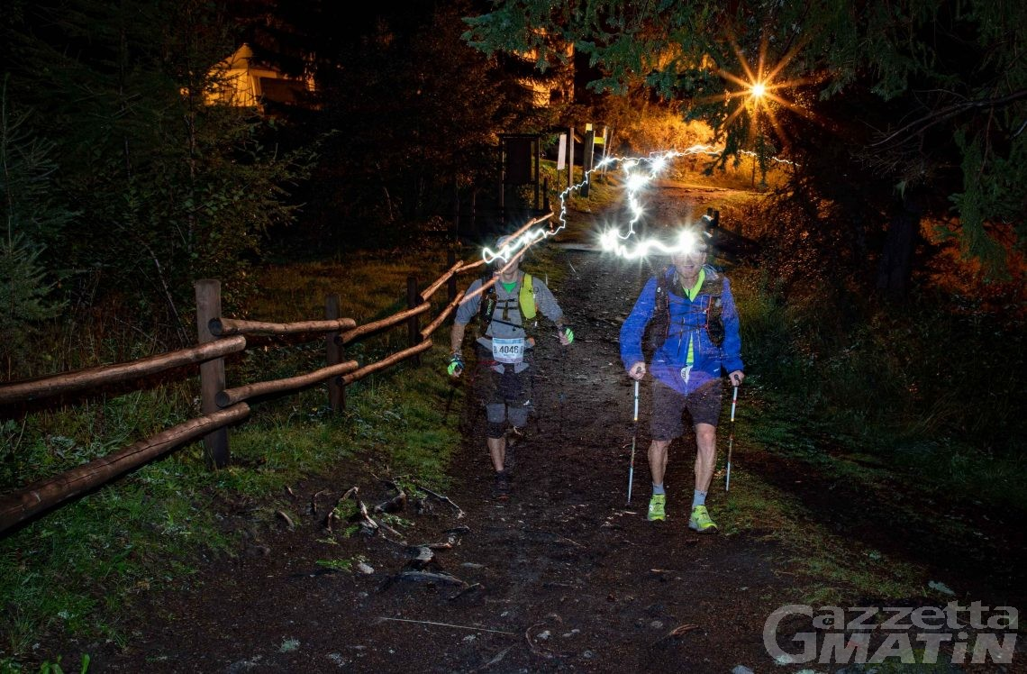 Tor des Glaciers: Jules Henry Gabioud e Stephanie Case al comando al rifugio degli Angeli