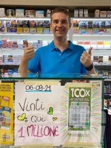 Gratta e Vinci: vinto 1 milione di euro alla tabaccheria Virdis di Verrès