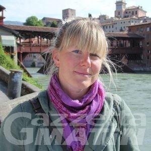 Manifestazione in piazza ad Aosta, la deputata Sara Cunial citata a giudizio