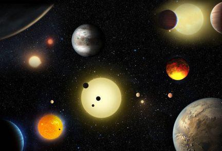 Annuncio epocale della Nasa: sette pianeti gemelli della terra