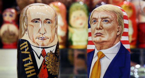 Ma i russi ricattano la Casa Bianca?