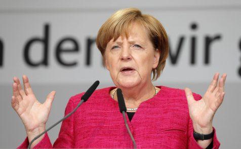 Merkel vince ma vola l'ultradestra