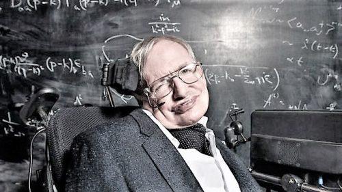 Stephen Hawking, un fisico bestiale