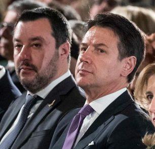 Il Capitano e il premier, l'uno si specchia dell'altro