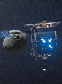 A caccia di asteroidi con la sonda giapponese