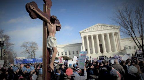 La destra americana lancia la crociata contro l'aborto