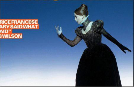 La luce di Isabelle Huppert nel monologo della regina Maria Stuarda