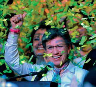 Colombia, a Bogotà per la prima volta il sindaco è una donna