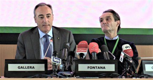 In Lombardia aumentano i contagi, 273 morti in un giorno