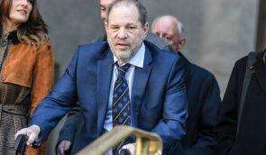 Harvey Weinstein condannato per stupro
