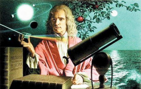 Quando la quarantena è utile:  Newton scoprì la legge di gravità
