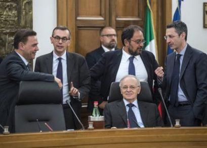 """I membri 5Stelle del Csm avvisano Di Matteo: """"Ora continenza…"""""""