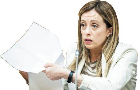 Giorgia Meloni: «Se vinciamo le Regionali pure il Colle dovrà prenderne atto»