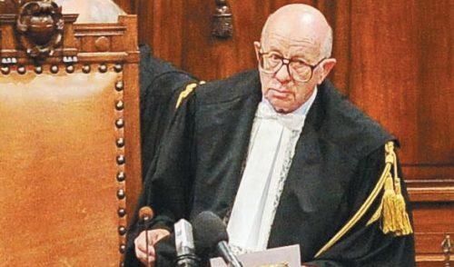Antonio Esposito: «Io, giudice, vorrei consiglieri laici eletti da Cnf e Crui»