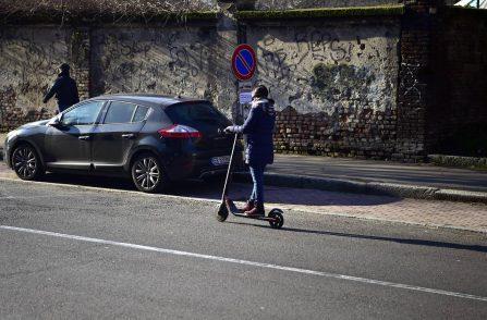 Green ma pericolosi: ora regole per chi corre sulle rotelline