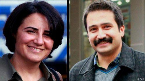 """Il coraggio degli avvocati prigionieri del """"sultano"""""""